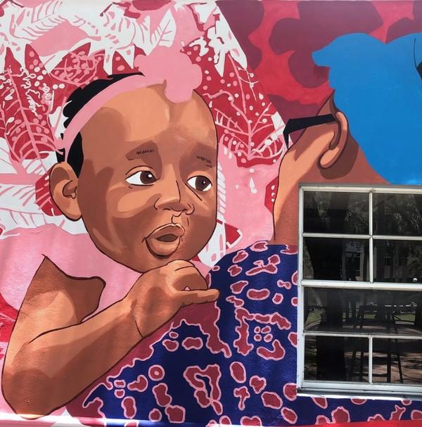 [5] Large-scale mural _Being Held_ by Mark Fleuridor.png