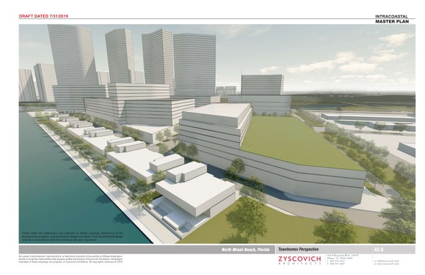 Intracoastal Mall Redevelopment Rendering