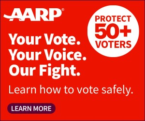 AARP Test Ad