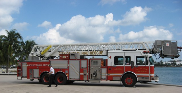 Miami_fire_truck_off_duty_at_waterfront by Phillip Pessar flickr (1).jpg