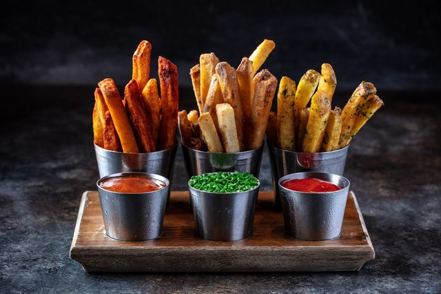 Bourbon Steak - Duck Fat Fries.jpg
