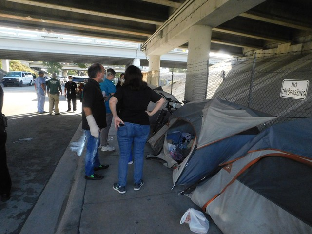 Homeless Sweep4 with tents.JPG
