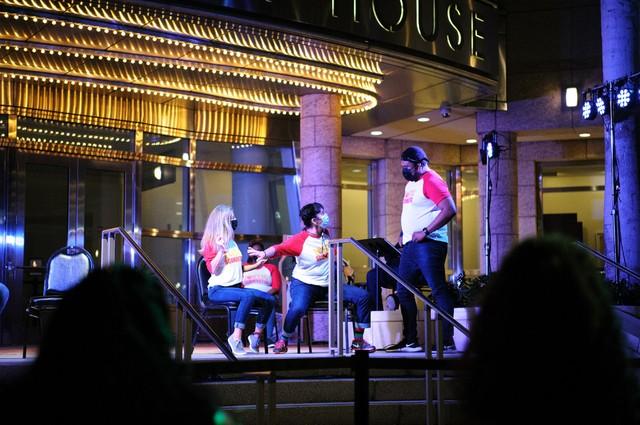 Zoetic Schmoetic at ZBOH Plaza Arsht