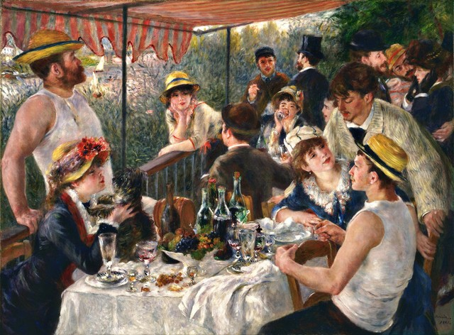 Luncheon of the Boating Party by Renoir – Lasting Impressions 3D – Photo courtesy of Princeton Entertainment Group.jpg