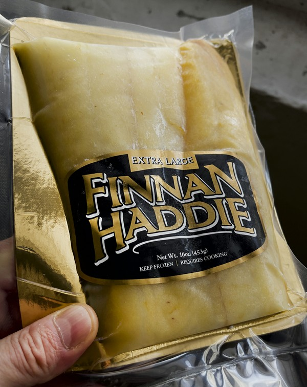 Finnan Haddie frozen from delivery by Stonington Seafood.IMG_2688.jpg